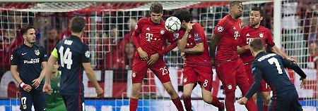 Auslosung der CL-Gruppen: Bayern gegen Atlético, Dortmund gegen Real