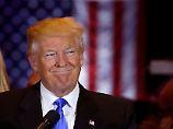 Yes, he can: Kann Trump Präsident werden?