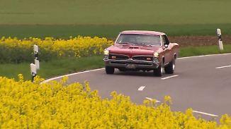 """""""Der Klang ist sagenhaft"""": Pontiac GTO - Urvater aller Muscle Cars"""