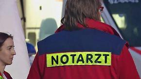 Rettungskräfte im Dauereinsatz: Vatertag endet in Magdeburg mit Dutzenden Verletzten
