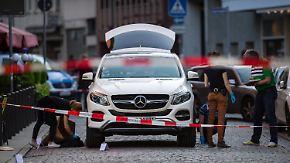 Spur führt zu Hells Angels: Zwei Männer bei Schießerei in Frankfurter Innenstadt verletzt