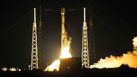 Erfolg für wiederverwendbare Raketen: SpaceX gelingt erneut Rückkehr von Trägerrakete zur Erde