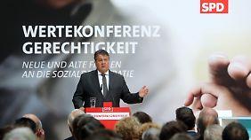 Welchen Kurs verfolgt die SPD?: Gabriel dementiert Rücktrittsgerüchte