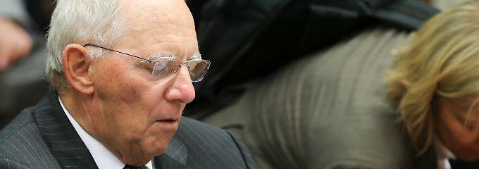Verhandlungen zur Schuldenkrise: Steht der Griechenland-Deal noch im Mai?