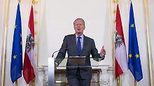 Zerreißprobe in Österreich: ÖVP knüpft Koalitionstreue an Bedingungen