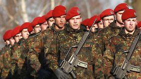 """""""Mehr-Wehr""""-Konzept läuft an: Bundeswehr ist auf Personal-Suche"""