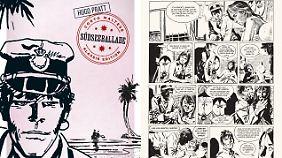 Die Klassik-Edition präsentiert die Geschichten im originalen Schwarz-Weiß.