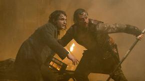 Neuverfilmung des Horrorklassikers: Daniel Radclife spielt Frankensteins Gehilfen