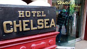 Schlafen wie Marilyn: Chelsea-Hotel wird verkauft