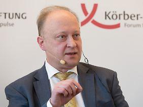 """Andrej Kortunow ist Vorsitzender der Denkfabrik """"Russian International Affairs Council""""."""