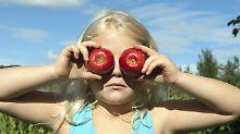 Mehr mineralstoffreiches Essen: Ernährung beeinflusst Hormone bei Kindern