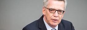 Sichere Herkunftsstaaten: Im Bundestag werden die Grünen geschont