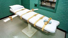 Abstimmung am 8. November: Kalifornien streitet über Todesstrafe