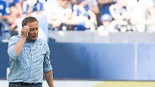 """""""Nicht alles richtig gemacht"""": Schalke entlässt Trainer André Breitenreiter"""