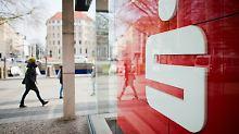 Prozess gegen Santander: Sparkassen gewinnen Streit ums Rot