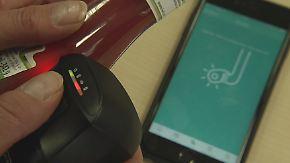 Pestizide oder Gentechnik: Neuer Scanner weiß, was in Lebensmitteln steckt