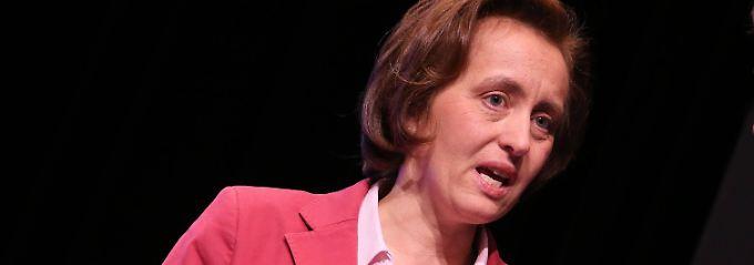 Vizechefin der AfD: Beatrix von Storch.
