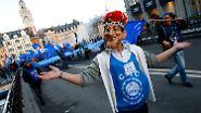 Sarkozy in Schwierigkeiten: Rentenpläne stürzen Frankreich ins Chaos