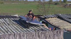 Solaranlagen für Landbevölkerung: Hilfsprojekt bringt Strom in rumänische Dörfer