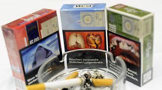 Schockbilder auf Zigarettenpackungen: Neue Gruselfotos sollen vor allem junge Raucher abschrecken