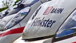 """""""flinkster"""" macht es möglich: Bahn bietet Elektroauto zum Zugticket"""