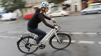 In fünf Sekunden auf 45 km/h: Die neuesten Trends rund ums E-Bike