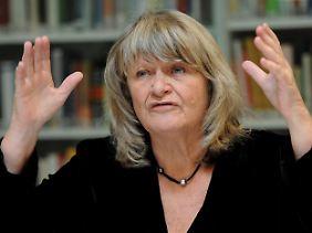 Alice Schwarzer attackiert in ihrem Buch auch die Islam-Verbände.