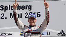 Porsche Carrera Cup: Junior Müller triumphiert zum vierten Mal