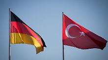Weitere Belastung für die deutsch-türkischen Beziehungen.