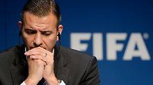+ Fußball, Transfers, Gerüchte +: Fifa entlässt deutschen Finanzchef Kattner