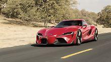 Gemeinsam sportlich: Österreicher bauen BMW Z4 und Toyota Supra