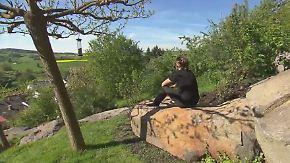 n-tv Ratgeber: Gartengestaltung mit großen Steinen