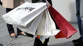 Konsumlaune ungebrochen: Deutsche Verbraucher zeigen sich unbeeindruckt vom Terror