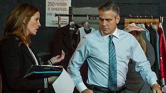 """Thriller mit Clooney, Roberts, Foster, ...: """"Money Monster"""" rechnet bitterböse mit der Gier ab"""