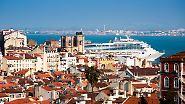 Metropole mit viel Atmosphäre: Ein Spaziergang durch Lissabon