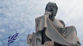 Schäuble optimistisch: Euro-Zone ringt um Hilfe für Athen