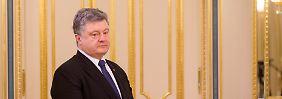 Ukraine-Friedensplan übergeben: Trumps Anwalt hilft Poroschenko-Gegnern