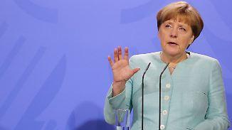 """Merkel: """"Ein Meilenstein"""": Bundesregierung beschließt Integrationsgesetz"""