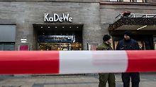 Fahndungserfolg dank Kronzeugen: Gericht verurteilt KaDeWe-Räuber