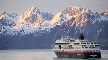 Kamera, Natur und Hurtigruten: Fjord-Knipsen auf neuen Fotoreisen