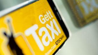 Toyota mit Uber, VW mit Gett: Autohersteller investieren in Fahrdienste