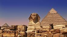 Touristen bangen um Sicherheit: Ägyptens Top-Attraktionen sind verlassen