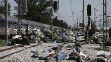 Am dritten Tag des Großeinsatzes: Flüchtlingslager Idomeni ist geräumt