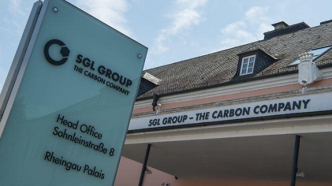 Deutsche Firmen im Fokus von Fernost: Chinesen wollen SGL Carbon kaufen