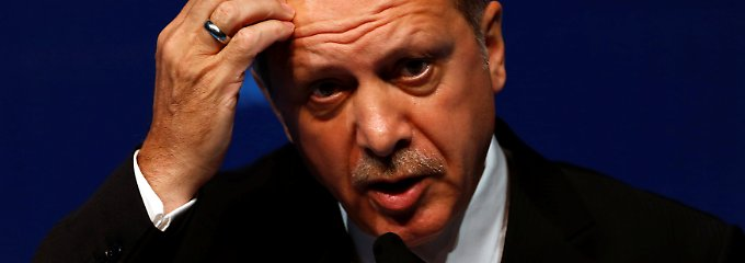 Streit um Visafreiheit für Türken: Erdogans Drohgebärden ziehen nicht
