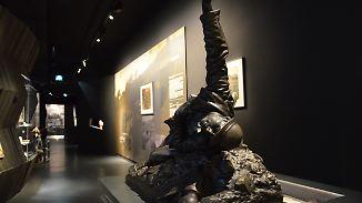 """100. Jahrestag der """"Blutmühle"""": 4000 Jugendliche erinnern an Schlacht von Verdun"""