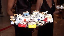 Auch Geldgeber steigen aus: Die Lust am Rauchen sinkt