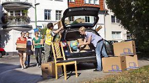 n-tv Ratgeber: So sichern Sie Ladung im Auto richtig