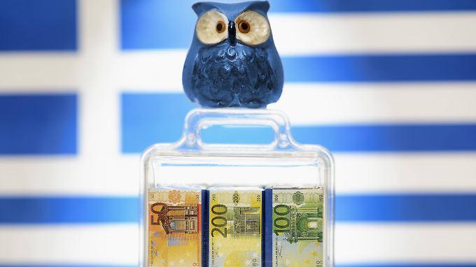 Tragfähigkeit der griechischen Schulden soll gewährleistet werden.