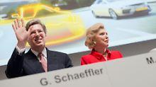 Autozulieferer startet weiter durch: Schaeffler drängt Wincor wohl aus MDax